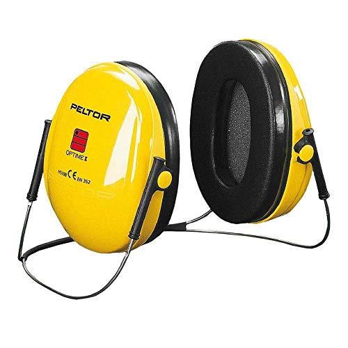 3M Peltor Optime I Kapselgehörschutz, Nackenbügel, SNR = 26 dB, gelb