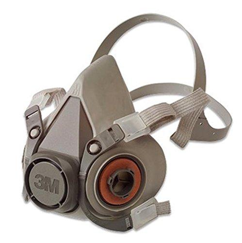 3M Halbmaskenkörper 6100M 6200M 6300L Halbmaske Atemschutzmaske 3 Größen 6300 Gr. L
