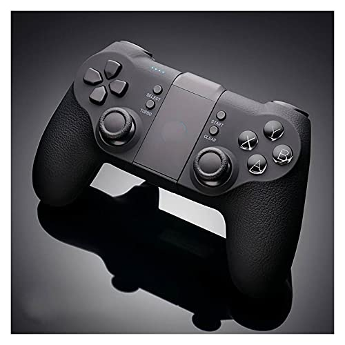 UJETML Controladores T1S Bluetooth 4.0 y 2.4GHz Gamepad Wireless Gamepad Controlador de Juegos móvil para Android/PC/STEAMOS Call of Duty Cod...