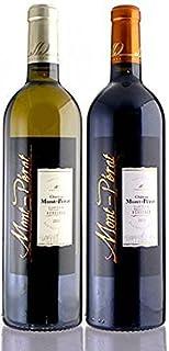 シャトー・モンペラ ルージュ・ブラン 2本セット ブドウ柄2本箱入り