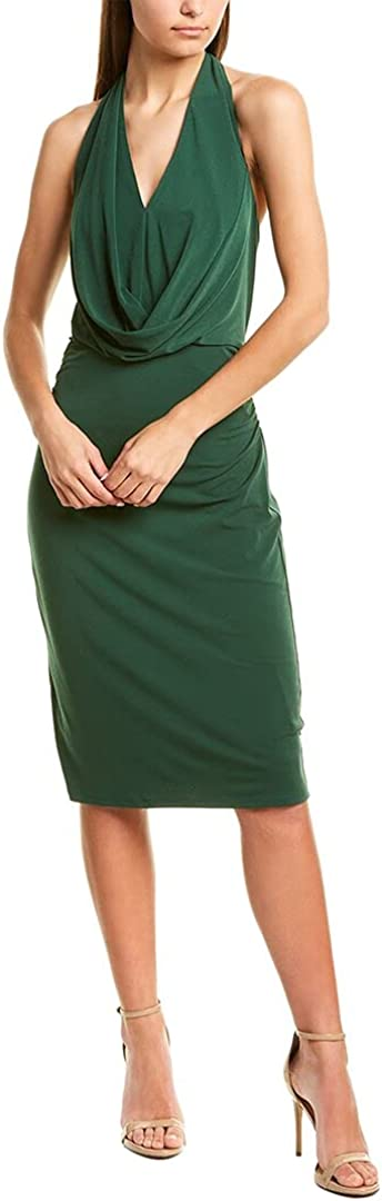 HALSTON Manufacturer direct delivery Women's Max 72% OFF Bodycon