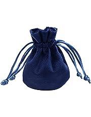 Bingxue Woreczki ze sznurkiem do pakowania torba na prezent gra planszowa flokowanie aksamitna kostka torba biżuteria pakowanie akcesoria do gier