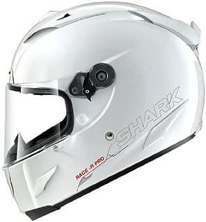 Shark Helmets Shark Race-R Pro Blank White XL