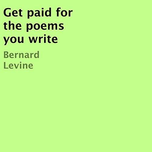 Get Paid for the Poems You Write audiobook cover art