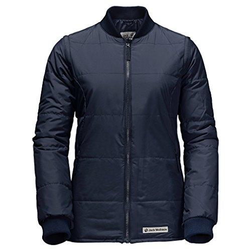 Jack Wolfskin W Century Blau, Damen Jacke, Größe M - Farbe Night Blue