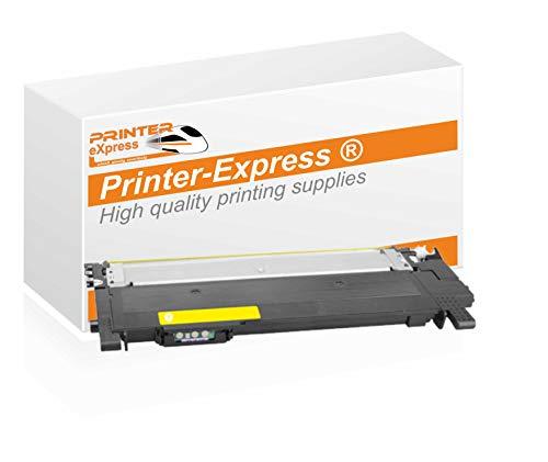 Printer-Express XL Toner ersetzt Samsung CLT-Y404S/ELS, CLT-Y404S, 404S für Samsung Xpress C430, C430W, C480, C480FN, C480FW, C480W gelb