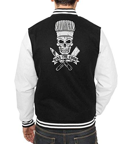 Certified Freak Kiss The Cook College Vest Black XXL