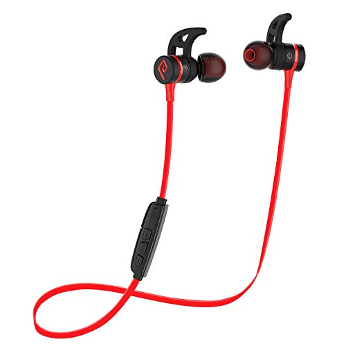 Bluetooth Headphones, Parasom A1 Magnetic, V4.1 Wireless Stereo Bluetooth Earphones Sport Headset In-Ear Noise Isolation Headphone Earbuds for Gym Running...