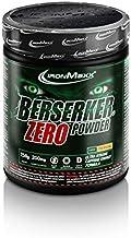 Ironmaxx Berserker Zero Powder 250 g Dose Tropical Estimated Price : £ 28,67