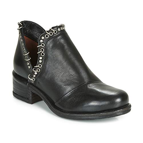 airstep / a.s.98 Isperia Rings Stiefelletten/Boots Damen Schwarz - 40 - Boots Shoes