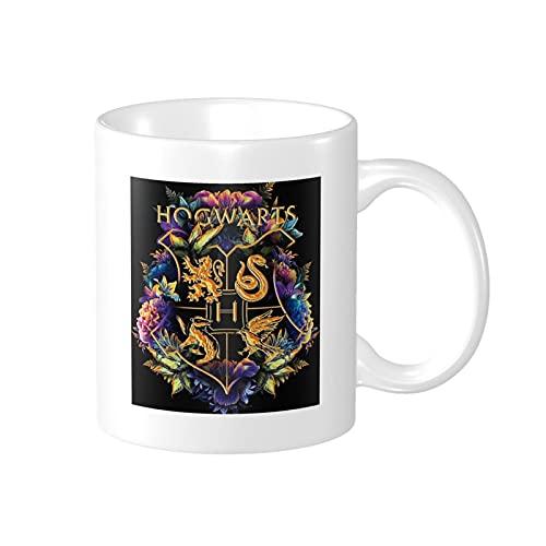 Taza de cerámica divertida de la taza de café de la cerámica de Harry Potter 330ml Regalos de la hija del hijo