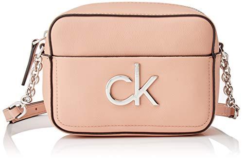 Calvin Klein Damen Crossovers, Dusty Rosa, Einheitsgröße