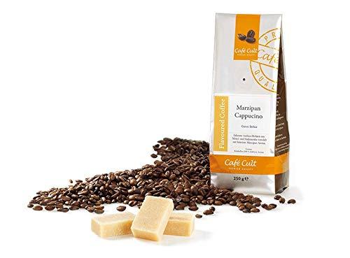 Marzipan-Cappuccino Kaffeebohnen 250g