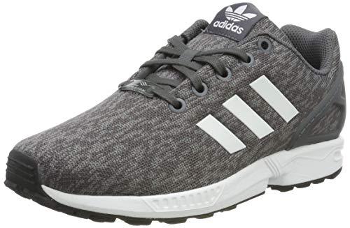 adidas Unisex-Kinder ZX Flux J Sneaker, Grau (Gray By9833), 38 EU