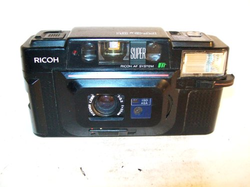 Vintage Ricoh FF3 AF Super 35mm Camera