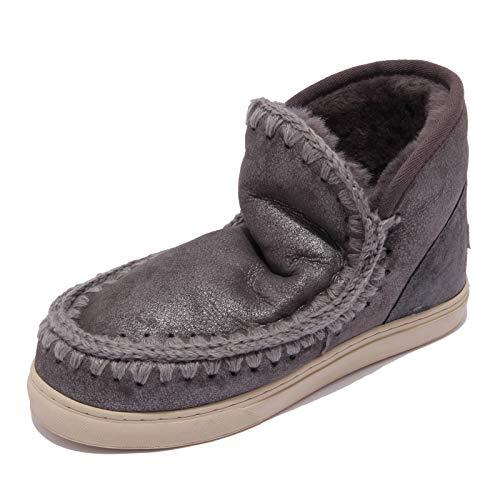 Mou Mini Eskimo Sneaker damen, wildleder, low boots, 38 EU