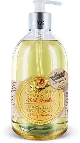 Les Petits Bains de Provence Savon Liquide Miel-Vanille