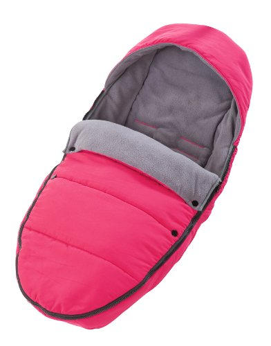 Recaro 5810.21121.00 Zen Edition Fußsack, pink