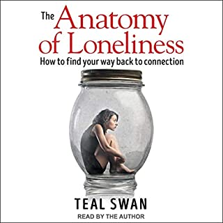 The Anatomy of Loneliness audiobook cover art