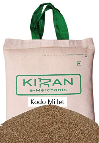 Kiran's Kodo Millets , Eco-friendly pack, 10 lb (4.54 KG)