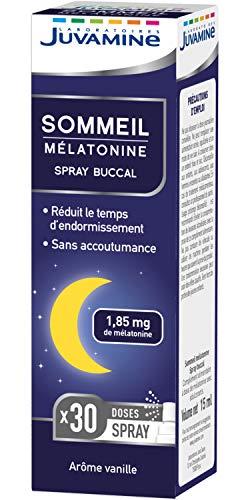 professionnel comparateur Spray de sommeil Jubamin Melatonin 1.85mg choix