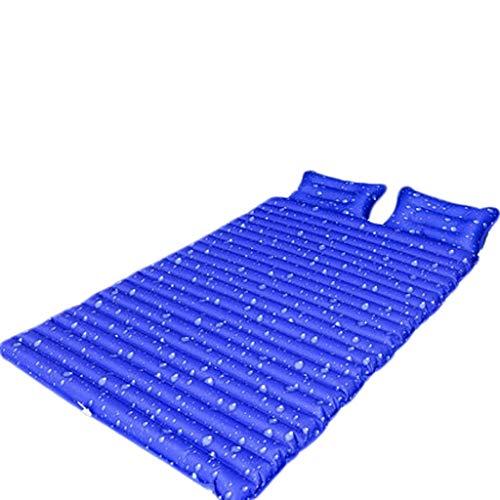 Materasso ad acqua Materasso Cuscino Materasso di Ghiaccio Singolo Doppio dormitorio Studente Materasso Estate Raffreddamento Acqua di Raffreddamento Pad Colore : A, Dimensioni : 200 * 120cm (5m)