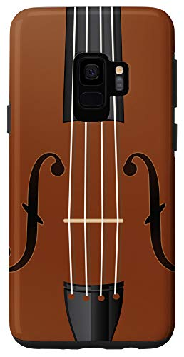 Galaxy S9 Violin String Classical Violinist Cool Music Lover Gift Case