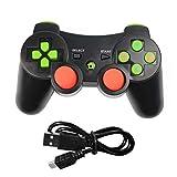 none Yaojingsen Bluetooth Wireless Game-Controller Wireless-Joystick Gamepad für PS3 Videospiele...
