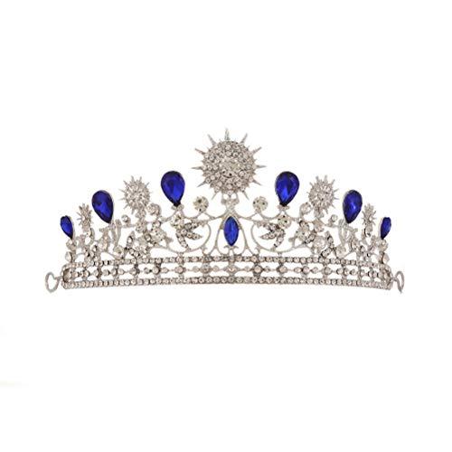 Joyería nupcial del tocado de la boda de Headwear de la corona...