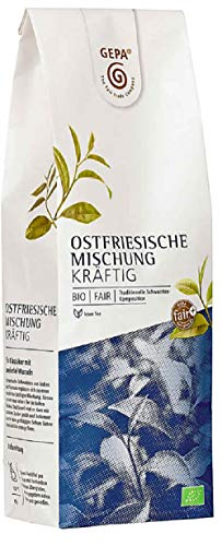 Gepa Bio Ostfriesische Teemischung - Lose - 1 Karton ( 5 x 250g )