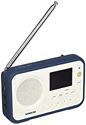 Sangean DAB+ Kofferradio DPR-76