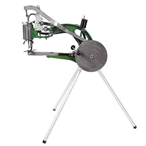 Máquina de coser para reparación de calzado Máquina de reparación manual de calzado Semiautomática ajustable para reparar zapatos