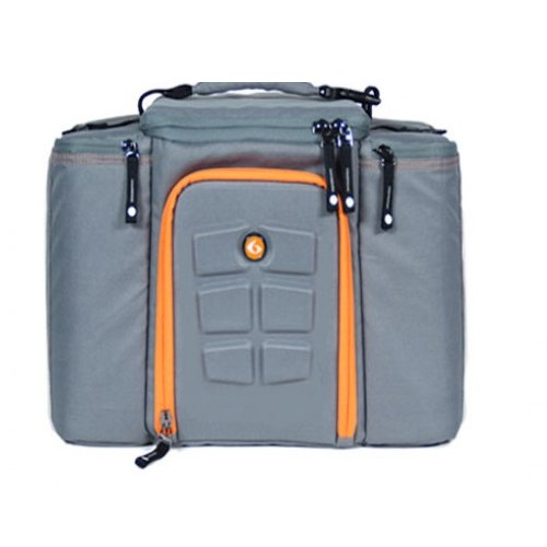 6 Pack Fitness Innovator comida bolsa, Gris, 5 Meal Bag: Amazon.es: Hogar