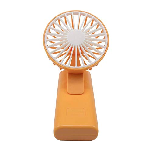 In scala ridotta pieghevole Piccolo fan di UBS,Mini ventilatore tascabile,Ventola USB personale,Adatto per viaggi in ufficio in camera da letto, ecc.