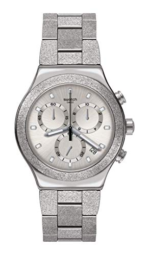 Montre Swatch Silver Explosion