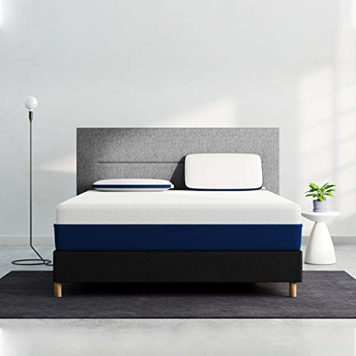 AMERISLEEP AS2 Hybrid Memory Foam w/Springs Mattress California King | Plant Based Material | Made in USA | 20-Year Satisfaction (AS2HYM-1170)