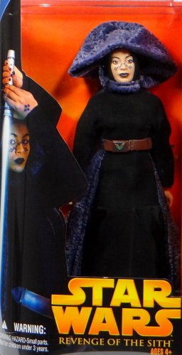 Hasbro Jedi Knight Barriss Offee 12