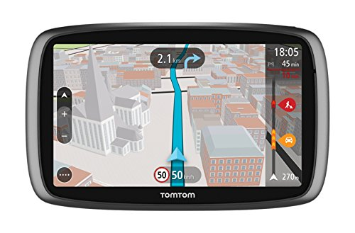 TomTom GPS Go 610 World schwarz/anthrazit