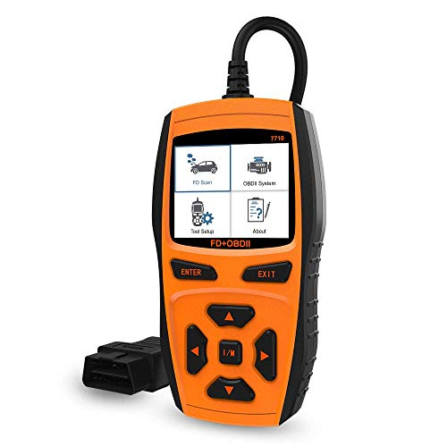 OBD2 Scanner, Universal OBD II Code Reader Car Automotive Check Engine Light Error Analyzer Auto CAN Vehicle Diagnostic Scan Tool for All Protocol Cars After 1996