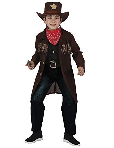 PARTY FIESTA Disfraz Cowboy Lejano Oeste Teen
