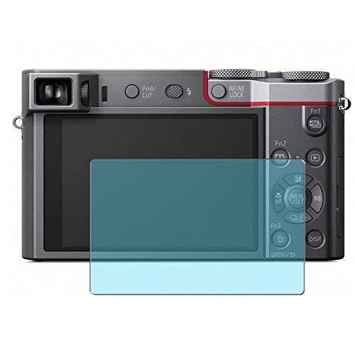 Vaxson 3-Pack Anti Luce Blu TPU Pellicola Protettiva, compatibile con PANASONIC LUMIX TZ100 LX100, Screen Protector Film [ Non Vetro Temperato ]