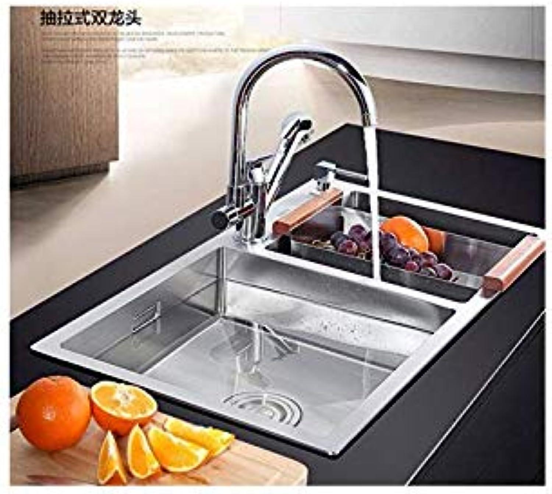 Küchenarmatur hei und kalt ziehen wasserhahn wasserhahn, alles kupfer waschen gemüse becken multifunktionale wasserhahn