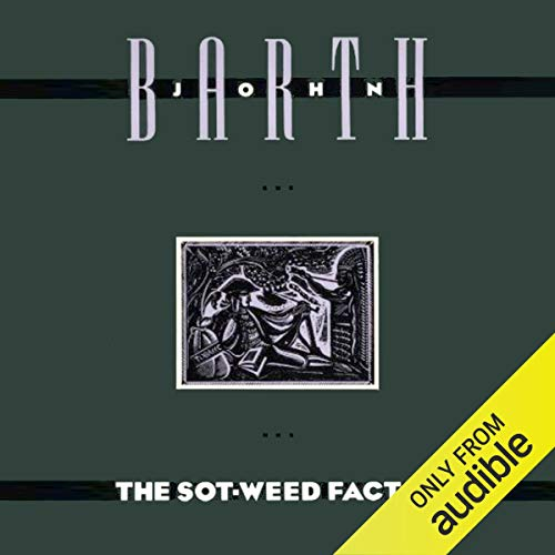 The Sot-Weed Factor cover art