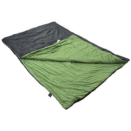 Outent® Doppelschlafsack Schlafsack