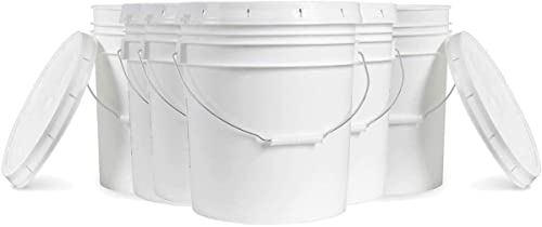 Black 30 Gallon Drum Closed Head Vestil DC-P-30-CAN-BK Drum Recycling Lid