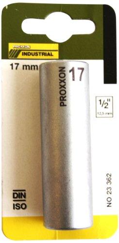 Proxxon 23362 Tiefbettnuß 17 mm, 1/2 Zoll