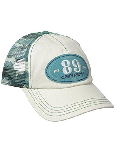 Carhartt Damen Malden Cap - Emerald Hüte Kappe Baseball-Cap CHW101995363-One Size