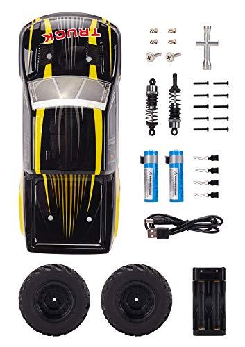 BEZGAR RC Car Spare Parts kit Ap...