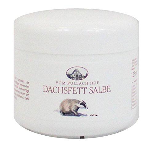 Dachsfett Salbe 125ml Hautpflege vom Pullach Hof