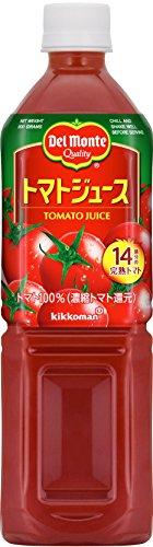 デルモンテ トマトジュース 900g×12本 PET